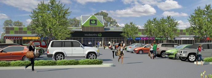 Woodford Woolworths image 1